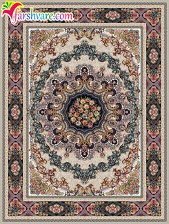 Iranian Carpet Of Ilia Design, Persian Carpet With Mouse Color