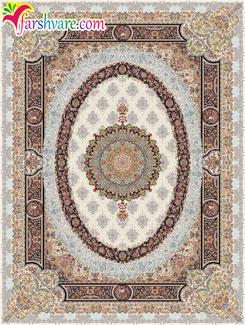 Iranian cream carpet of Florence design , Persian carpets
