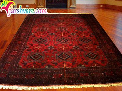 ابعاد و الگوی فرش دستباف