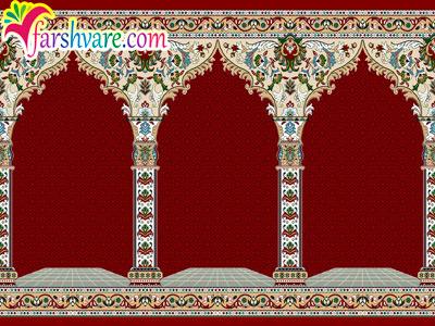 خرید اینترنتی فرش مسجد