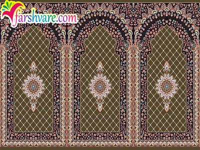 فرش محرابی برای نمازخانه