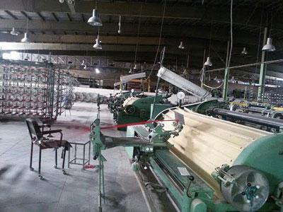اولین تولید فرش ماشینی ایران در کارخانههای مخمل و ابریشم کاشان