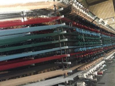 تولید فرش ماشینی در کارخانه فرش کاشان