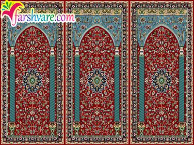 فرش مسجد ستاره کویر