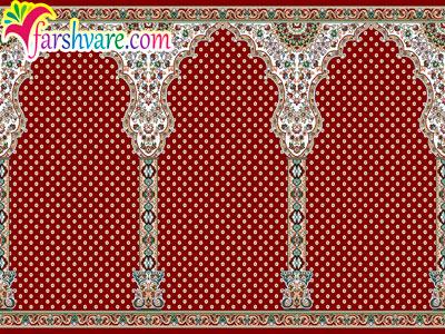فروش اینترنتی سجاده فرش مسجد