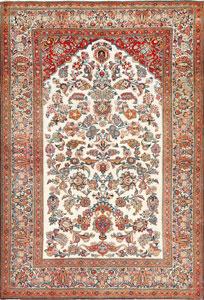 سجاده فرش قدیمی ایرانی