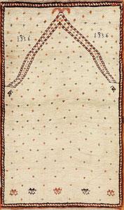 فرش سجادهای محرابی آنتیک