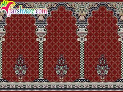 فرش مسجد محرابی