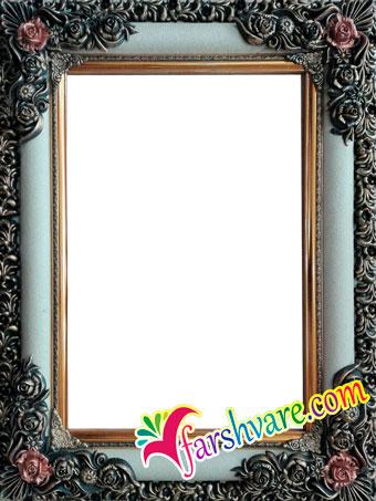قاب تابلو فرش عکس شخصی