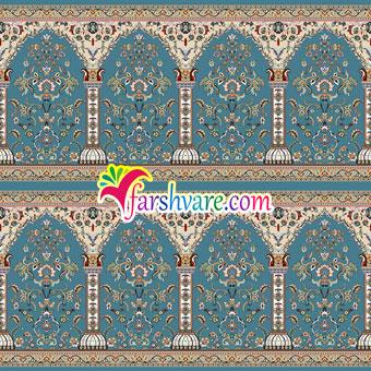 ساير رنگبنديهاي طرح طاها جهت خريد فرش سجاده اي مسجد