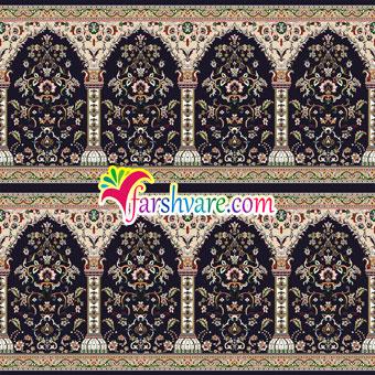 خرید سجاده فرش مسجد محرابی مستقیم از کارخانه