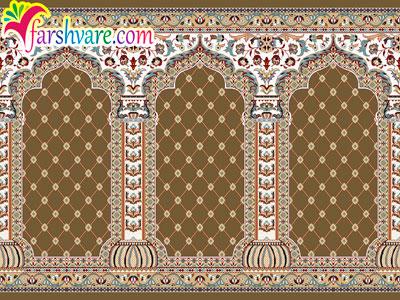 خرید فرش برای امامزاده