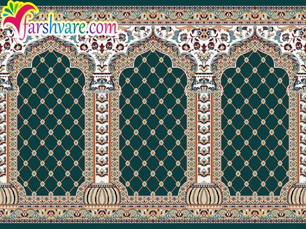 خرید فرش برای مسجد
