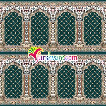 خرید فرش سجاده برای امامزاده