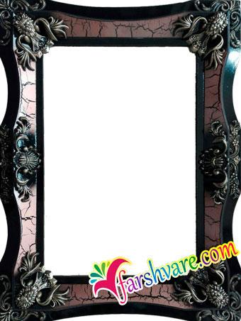سفارش تبدیل عکس شخصی به تابلو فرش با قاب