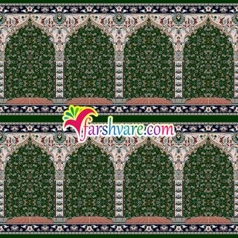 فروش فرش سجاده ای نمازخانه ای محرابی از کارخانه