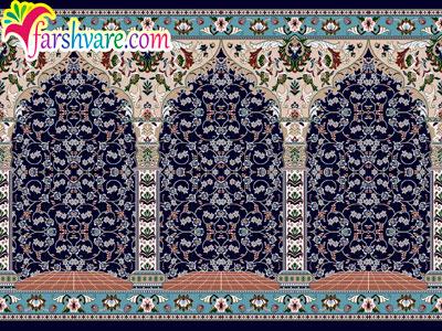 فروش فرش محرابی مسجد