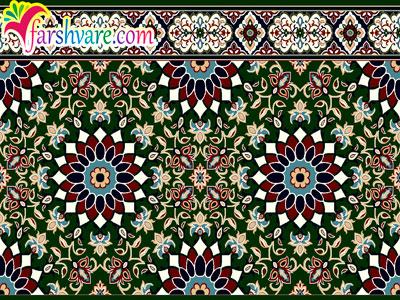 فرش سجاده تشریفاتی برای مسجد